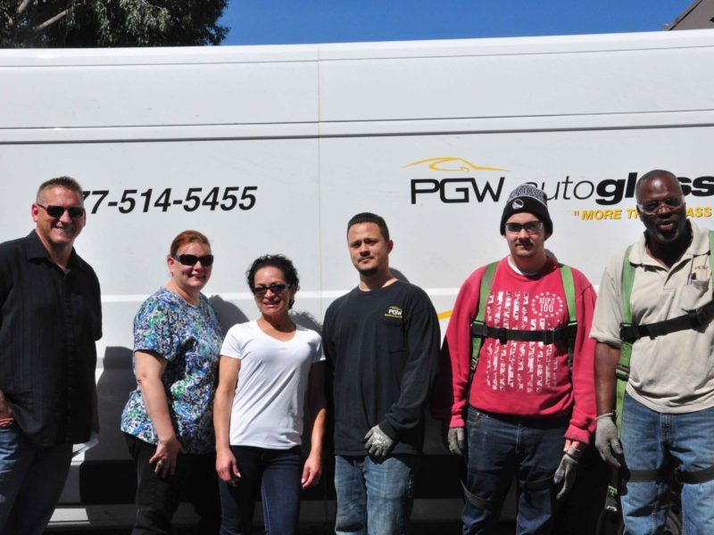 Welcoming New Members at PGW Auto Glass