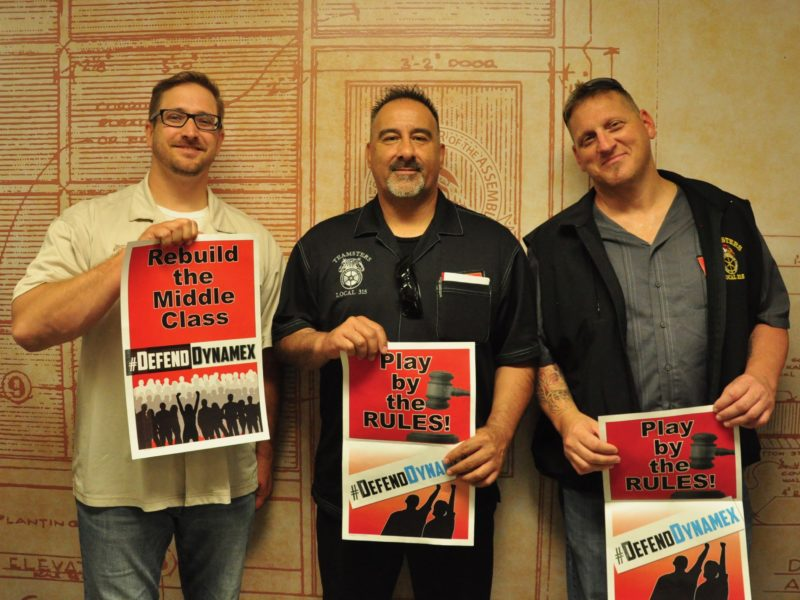 Lobby Day: Protecting Workers From Misclassification as an Independent Contractor