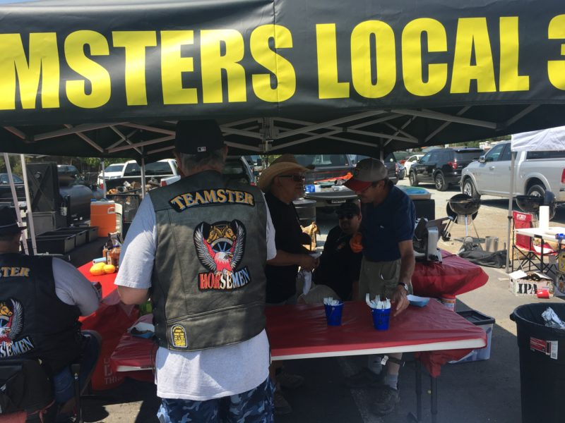 2nd Annual Teamsters Horsemen Fundraiser for Autism Speaks