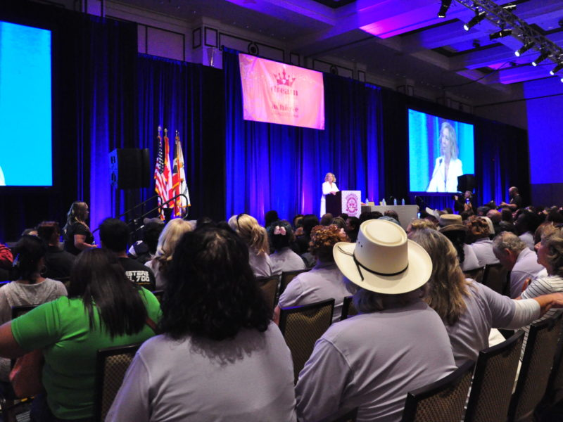 """Dream, Believe, Achieve"": Local 315 Women Attend Annual Teamsters Women's Conference"