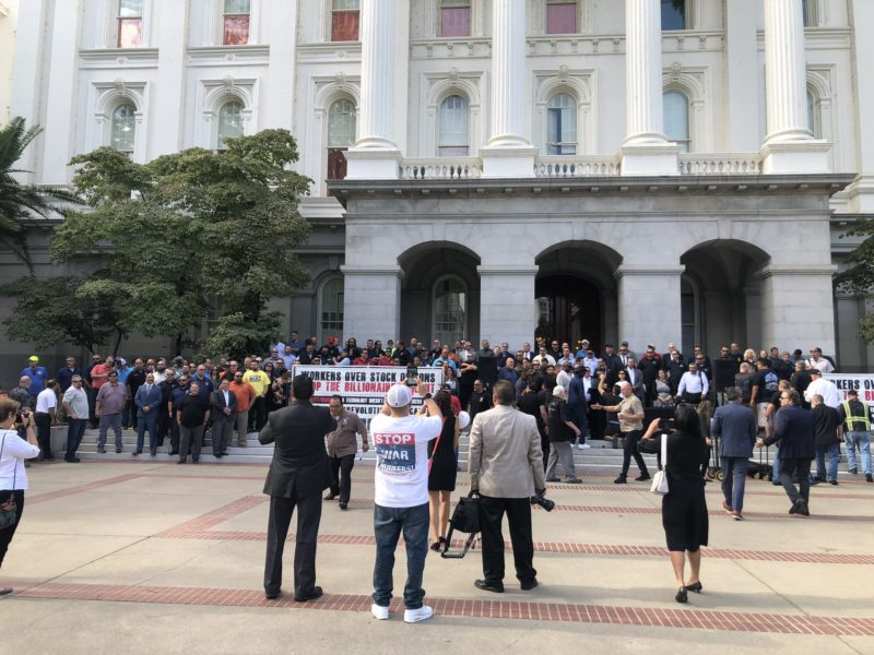 California Labor Wins Big with Passage of Assembly Bill 5